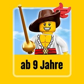 LEGO ab 9 Jahre