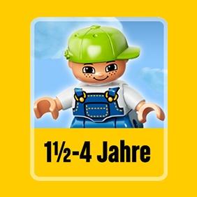 LEGO 1,5-4 Jahre
