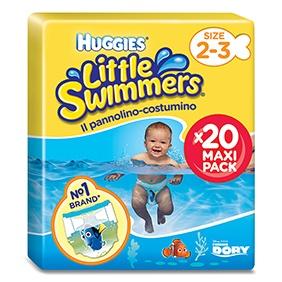 Pannolini per piscina
