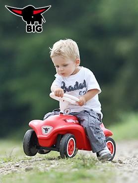 BIG Bobby Cars