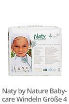 Naty by Nature Babycare Windeln Größe 4