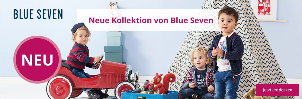 Baby- & Kindermode von Blue Seven