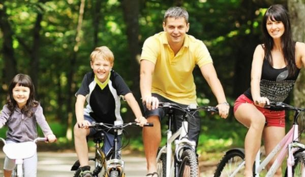 Fahrradurlaub mit Kind: Das gibt es zu beachten - jetzt informieren!