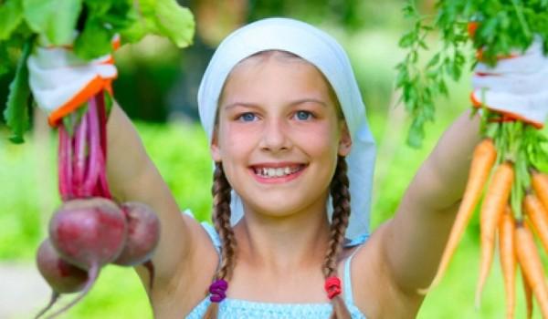 Kleine Gärtner - Kinder entdecken den Garten - jetzt informieren!