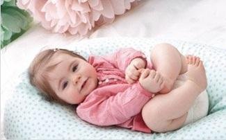 Baby Stillkissen