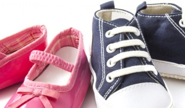 Babys erste Schuhe - jetzt informieren!