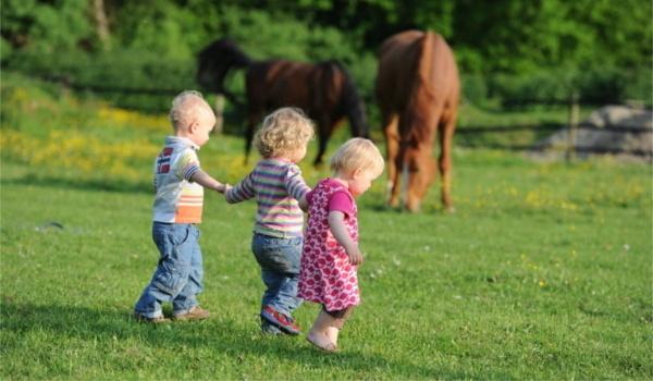Familienurlaub auf dem Bauernhof - jetzt informieren!