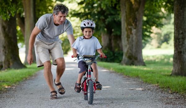 Fahrradfahren lernen - jetzt informieren!
