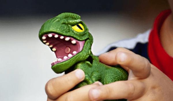 Spielzeug-Dinosaurier