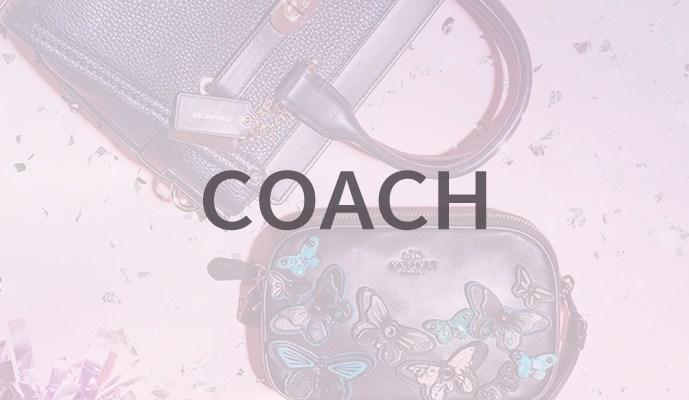"""Coach品牌店"""