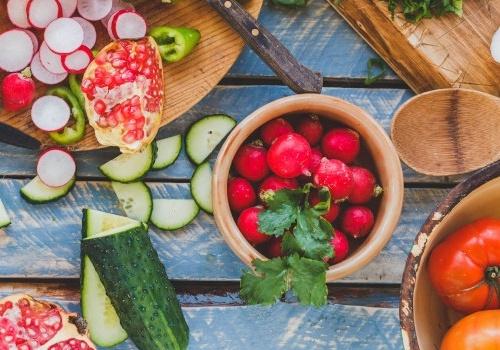 Vegetarische und vegane Ernährung fürs Baby