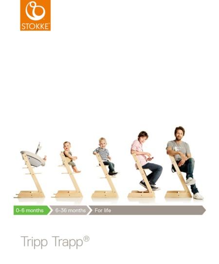 Stokke Tripp Trapp: Mit wachsender Stuhl