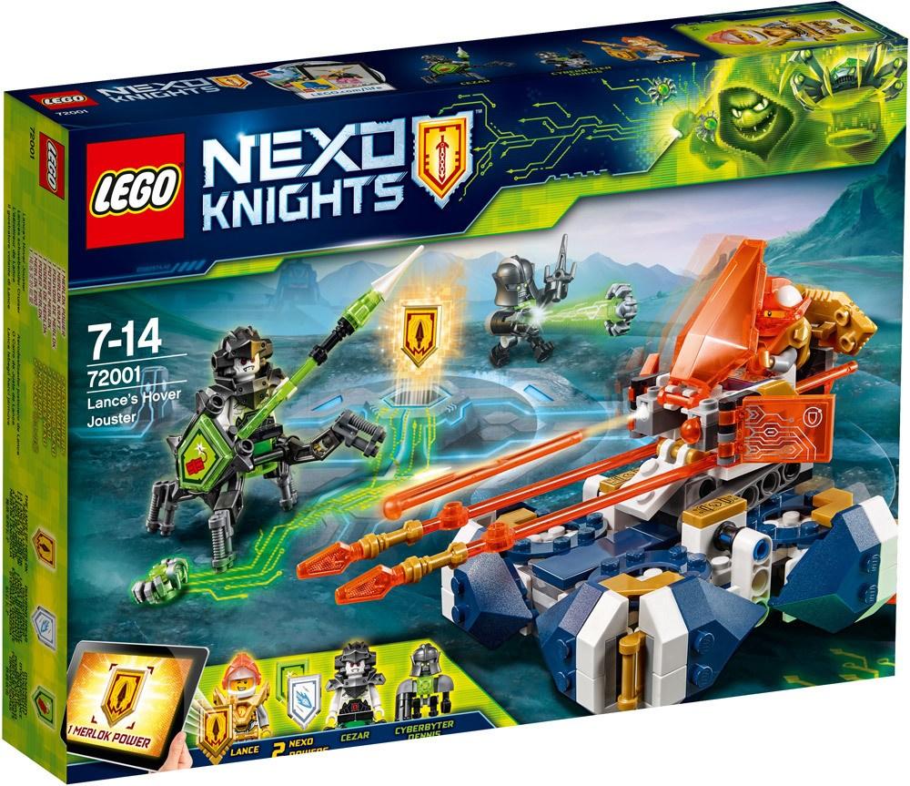 LEGO® Nexo Knights 72001 - Lances schwebender Cruiser  Lances schwebender Cruiser (6211909)