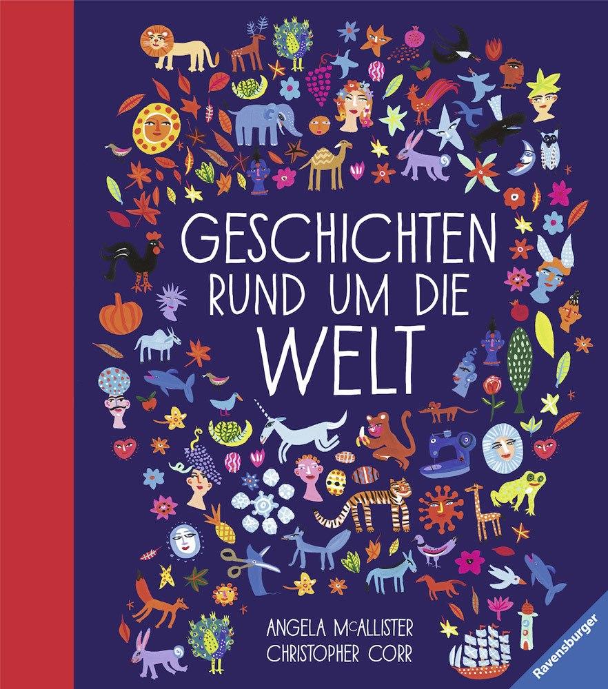 Ravensburger Geschichten rund um die Welt  Geschichten rund um die Welt (36595)