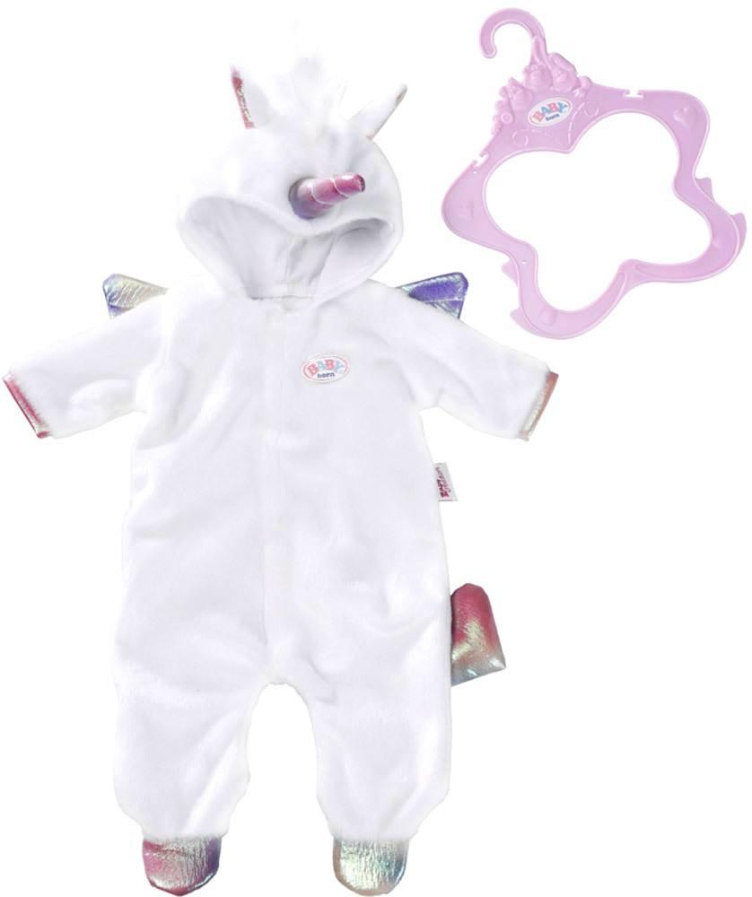 BABY born® Kuschelanzug Einhorn