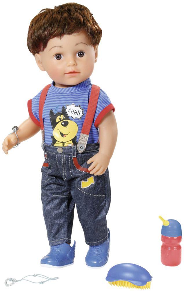 Puppenkleid Ballerina Baby Born 45 Cm KöStlich Im Geschmack Babypuppen & Zubehör Spielzeug