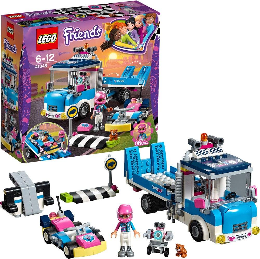 LEGO® Friends 41348 - Abschleppwagen  Abschleppwagen (6213501)