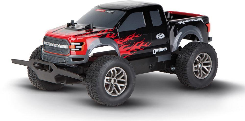 carrera rc ford f150 raptor ferngesteuertes auto jetzt. Black Bedroom Furniture Sets. Home Design Ideas