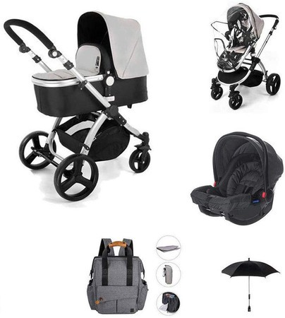 promocion nutriben silla de paseo asalvo baby